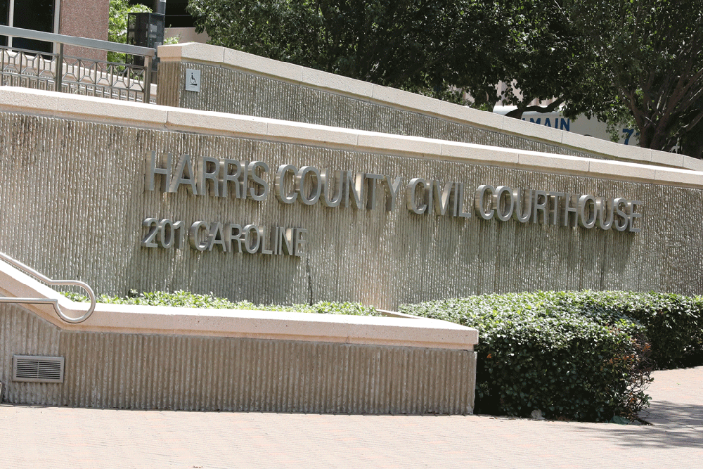 Harris County Civil Courthouse